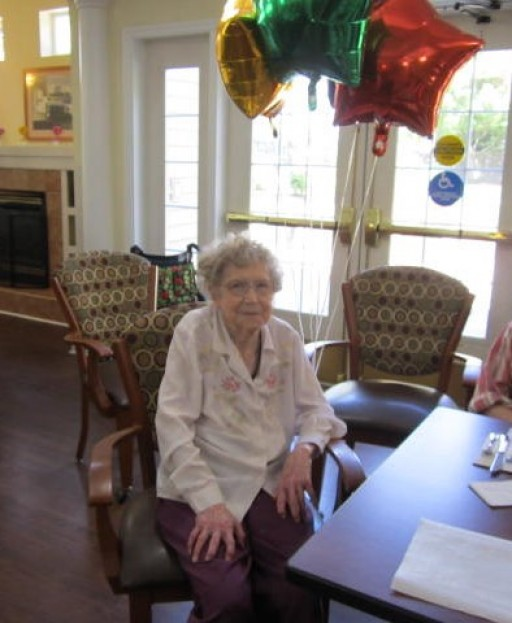 First Avamere at Sherwood Resident Turns 100