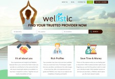 Wellistic - Find your next trusted provider