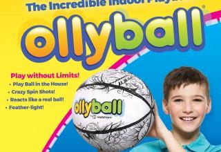 OllyBall Indoor Play Ball