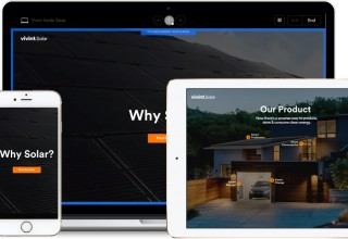 Access one presentation on all your devices