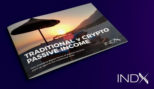 INDX Publish Crypto Passive Income Guide 2019