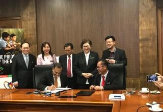 Sabah Wildlife Survey signing ceremony