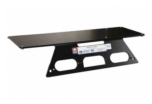 Larson Electronics Releases No-Drill Magnetic Mounting Plate for 2019+ Ford F150 SVT Raptor