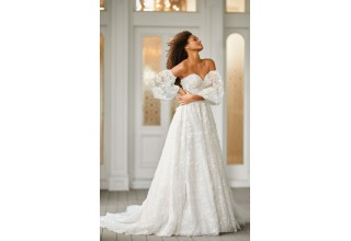 Bridal Designer Martine Harris Introduces Martina Liana Luxe