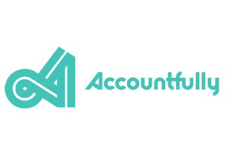 Accountfully Teal Logo