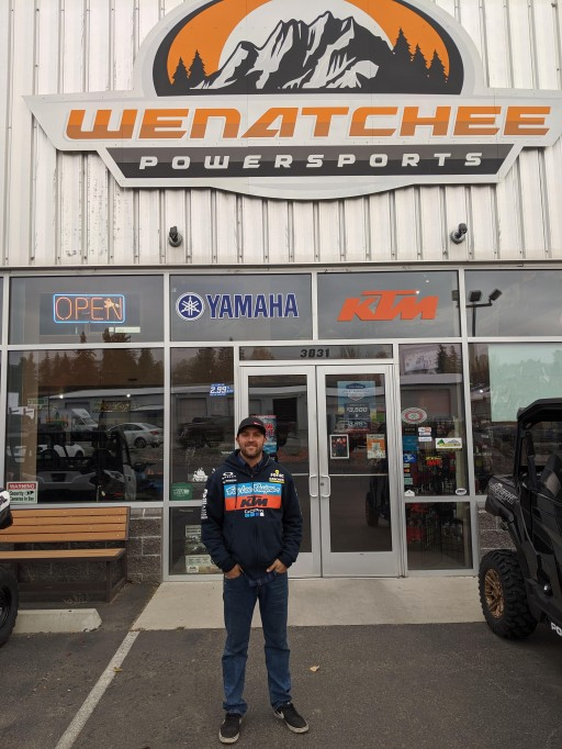 Yamaha, Polaris, KTM Dealership in Wenatchee, Washington Gets New Ownership