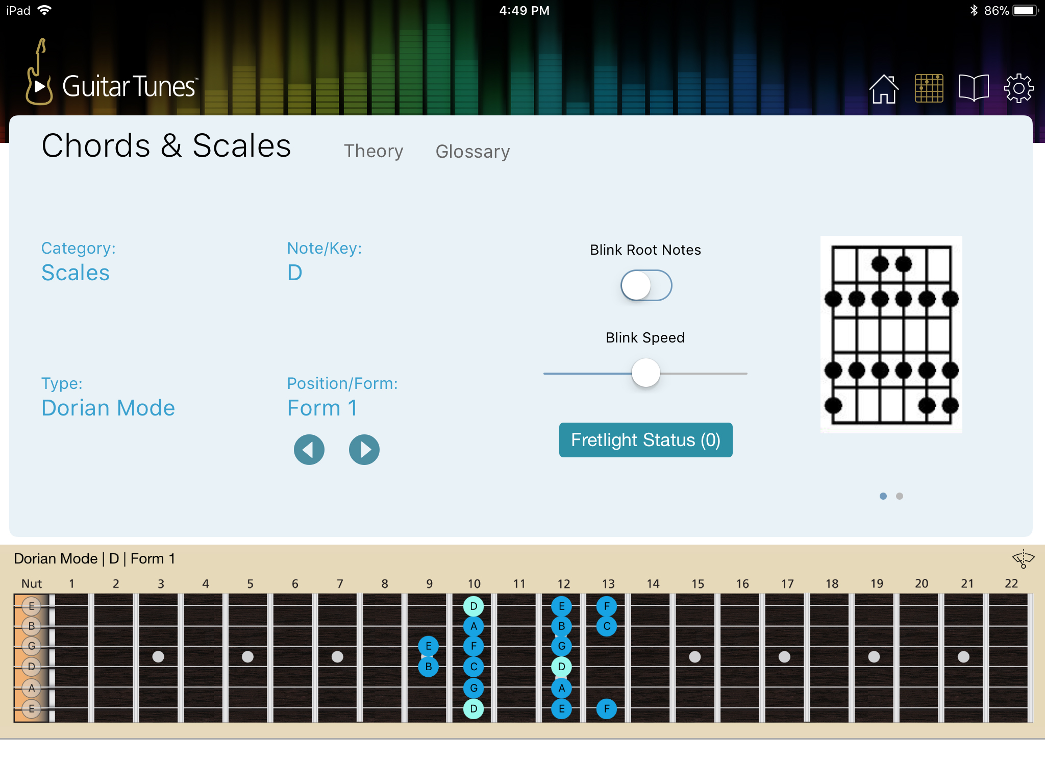 Guitar Tunes Adds New Features And Over 50 Free Interactive Guitar