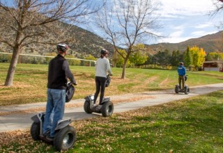 Segway tours in Glenwood Springs