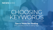 Choosing Keywords - Tips & Tricks for Finding Effective Keywords and Using Tags