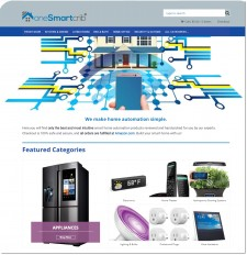 OneSmartcrib.com Home Page