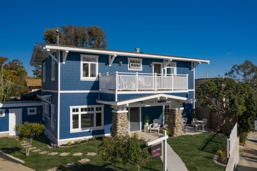 Quarantine Creates a Buyer's Market for 3855 Pringle Street, a Historic Home Turned Luxury Property in San Diego