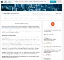 Globig China Knowledge Base