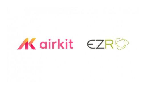 Airkit and EZR Logistics Partnership
