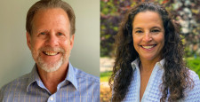 Clayton Platt, President and Lisa Jacobs, Chief Coaching Officer, Meditation4Leadership