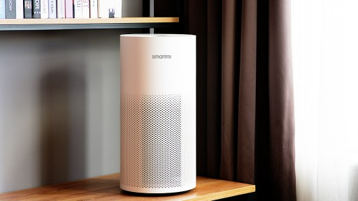 Smartmi announces launch of an intelligent antimicrobial HEPA air purifier that automatically monitors and cleans indoor air