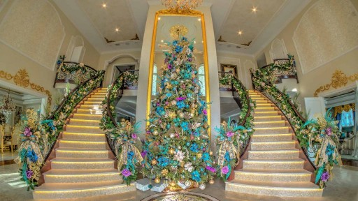 In an Uncertain Year, Andrea Lauren Elegant Interiors Delivers Confidence in Luxury Home and Commercial Holiday Decorating