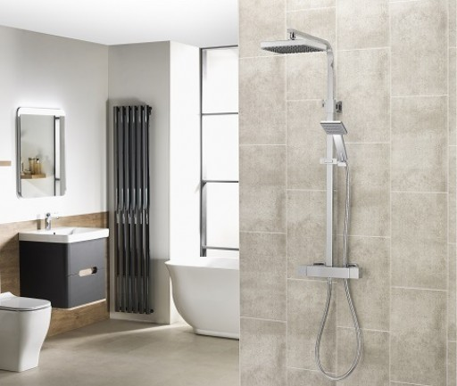 Aqualisa Launches AQ Collection Exclusively for the Trade
