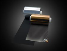Acktar Light-Absorbent Foil and Film Rolls