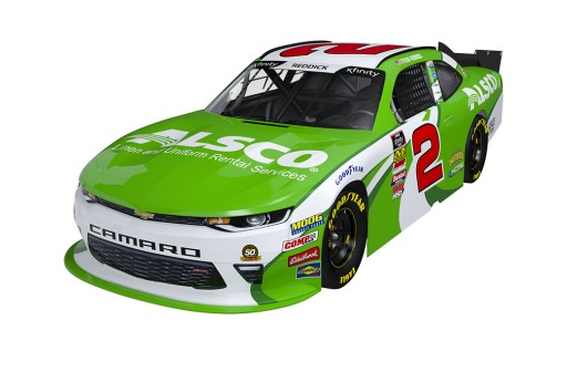 Alsco Extends Partnership With Richard Childress Racing for 2019