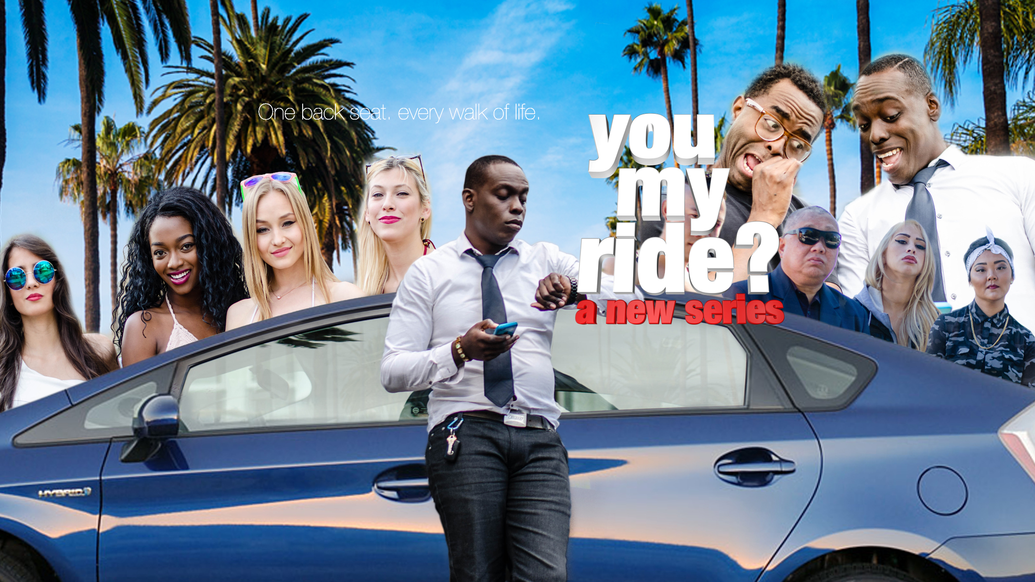 You My Ride? - Original Web Series Launches on YouTube
