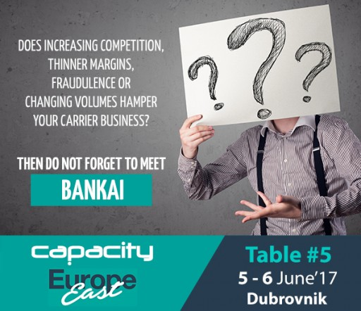 Meet Bankai Group at Capacity Europe East 2017