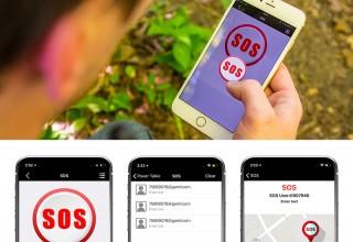 SOS Button for Quick Response