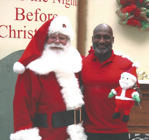 Jack Scruggs Participates in Successful Toys for Tots Holiday Celebration Event