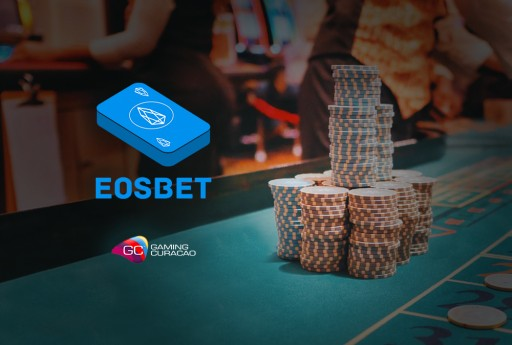 EOSBet Becomes First Licensed On-Chain Blockchain Casino After Obtaining Master Gambling License