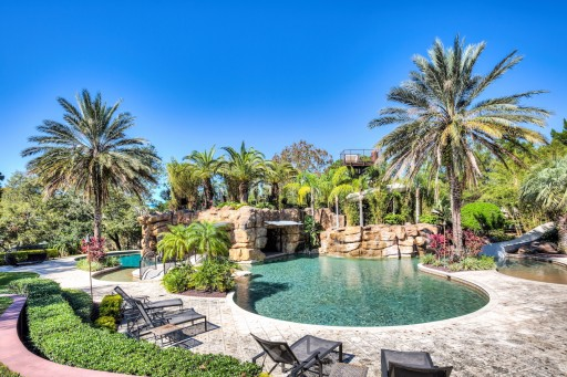 Palatial Estate Once Home to Famous Boy Band Member Enters Orlando Market