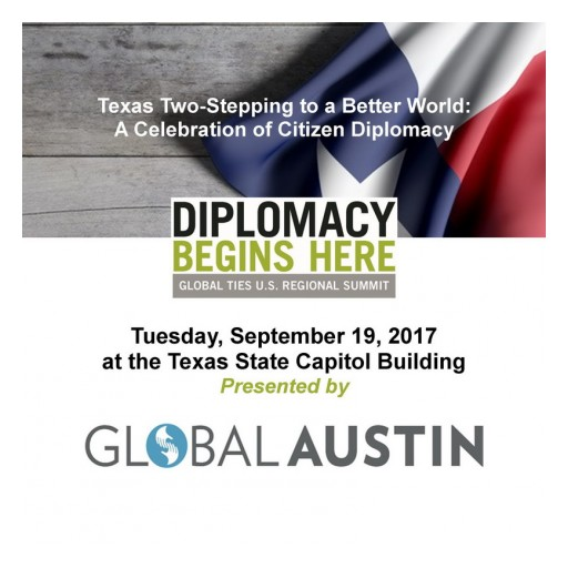 Rep. Joaquin Castro to Speak at GlobalAustin Diplomacy Summit