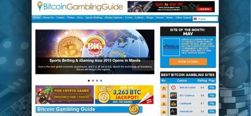 'Bitcoin Gambling Guide' Pushes Ahead With Over 400 Bitcoin Gambling Platform Reviews