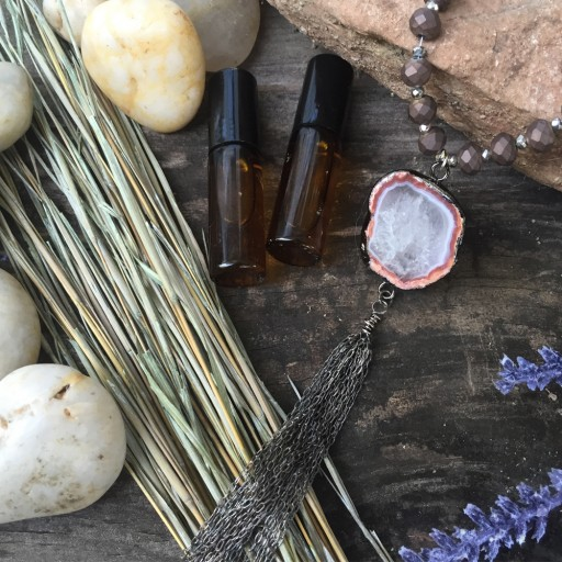 The High Cotton Collection Presents Its Unique Aromatherapy Jewelry Line for the Winter Season 2016 - the Essential Spirit Collection