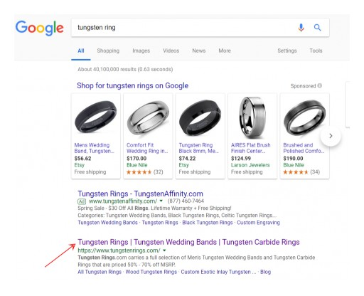 Digital Marketing Firm Drastically Increases Client Rankings in the Search Engines