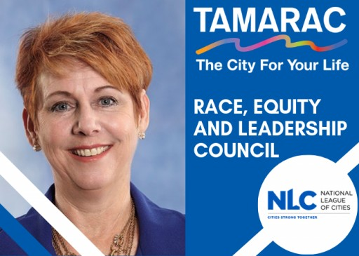 Commissioner Julie Fishman Appointed to National League of Cities' Race, Equity and Leadership Council