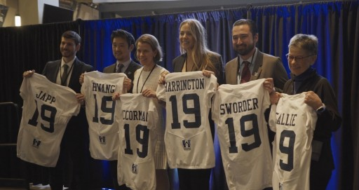 Uplifting Athletes Non-Profit to Host Third Annual Young Investigator Draft Presented by CSL Behring on Saturday, March 7, 2020 at Lincoln Financial Field in Philadelphia