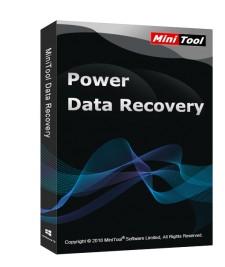MiniTool Power Data Recovery 8.0 BOX