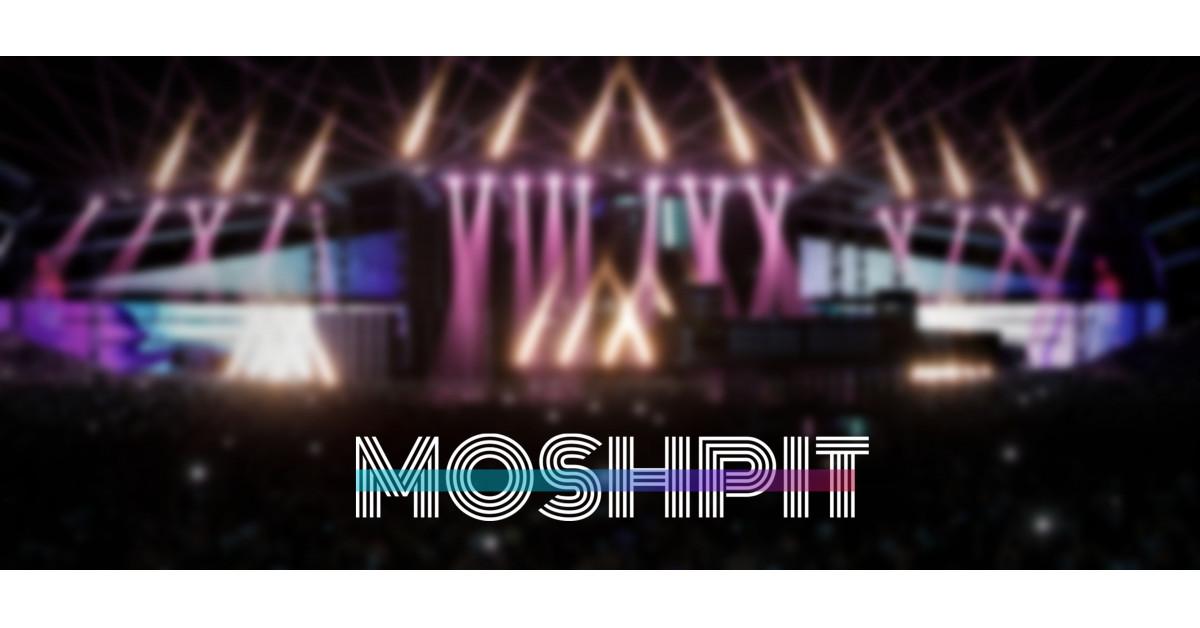 Moshpit: A Quantum Leap in Virtual Concert Technology thumbnail