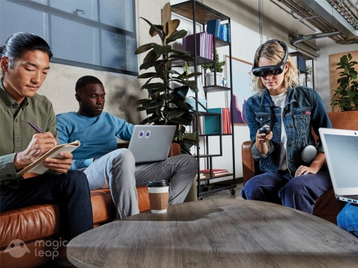 VIM AEC Awarded a Significant Development Investment From Magic Leap
