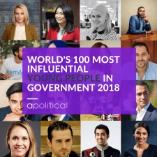 World's 100 Most Influential Young People in Government