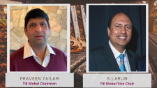 New Chairman and Vice Chairman for TiE Global