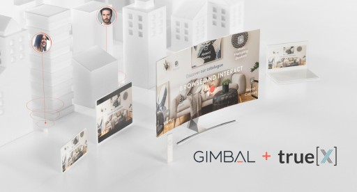 Gimbal Acquires true[X] to Bridge Physical World With Connected TV