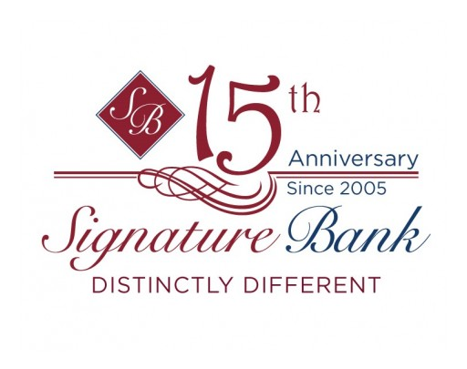 Signature Bank of Georgia Celebrates 15 Years Serving Metro Atlanta