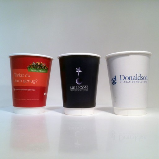 Branded Paper Cups Primary Range of Products