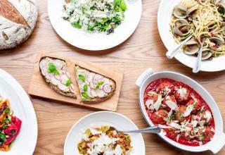 Eats at Thompson Italian