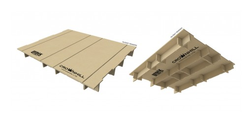 Crownhill Packaging and Lifdek Corporation Enter Into Licensing Agreement for Advanced Corrugated Pallet Technology