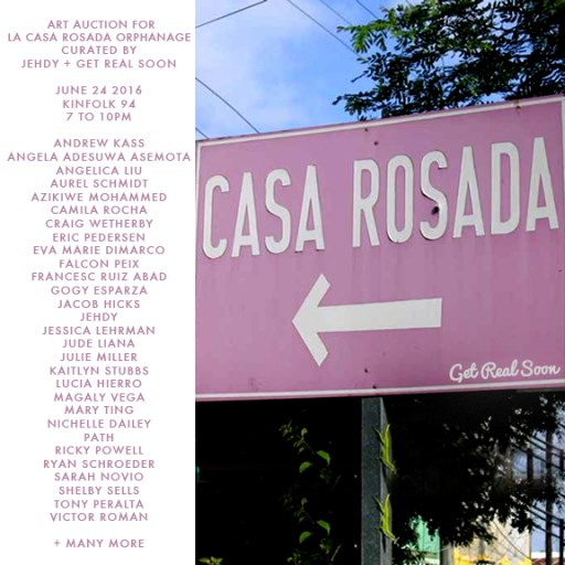 Help Fundraise for Education for Orphans With HIV in D.R. by Supporting La Casa Rosada Hood Art Auction