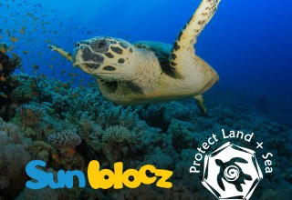 SUNBLOCZ - the First and Only Sunscreen That is 'Protect Land + Sea Certified'