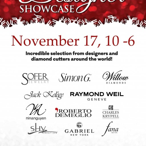 Trice Jewelers Will Host Annual Holiday Designer Showcase With Top International Jewelry Brands and Watchmakers