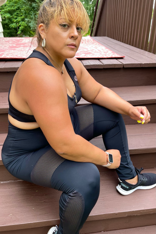 Tough Enough Stacy, Inc. Luxury Activewear Launches First Line of Women's Fitness Apparel