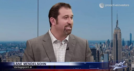 Lane Mendelsohn, Vantagepoint Ai President, Interviewed on Proactive Investors